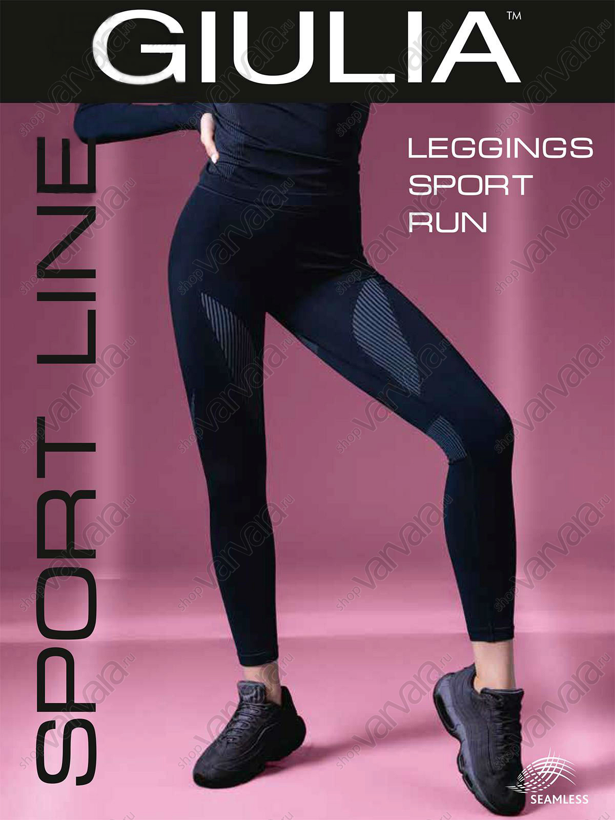 Леггинсы Giulia Leggings Sport Run 02